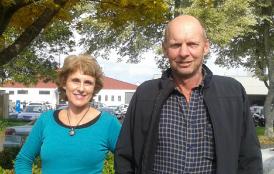 Gisele Schweizer & Neil Heather