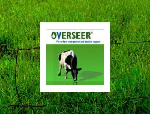 Parliamentary Commissioner for the Environment report considers Overseer's use for regulation